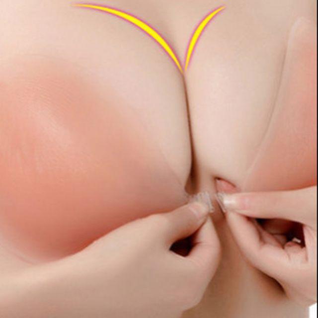 Áo nâng ngực silicon, lót silicon nâng ngực