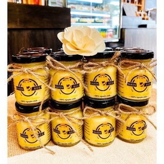 Sữa ong chúa Lâm Đồng nguyên chất 100% – lọ 100ml tặng kèm 2 cọ