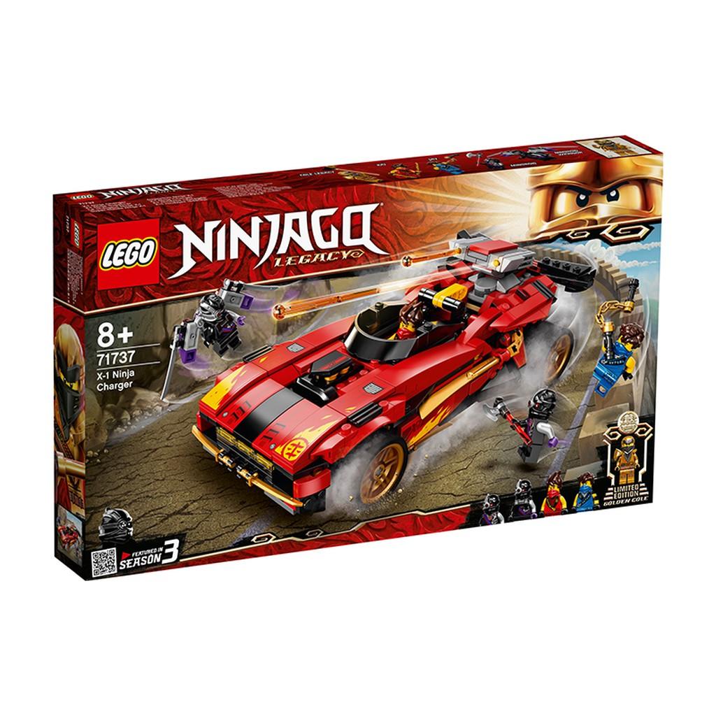 LEGO Ninjago Siêu Xe Chiến Đấu Của Kai 71737