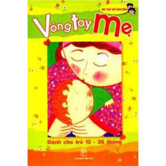Bé tập kể chuyện - Vòng tay mẹ (Dành cho trẻ từ 12-36 tháng) - 3359216 , 825433495 , 322_825433495 , 6500 , Be-tap-ke-chuyen-Vong-tay-me-Danh-cho-tre-tu-12-36-thang-322_825433495 , shopee.vn , Bé tập kể chuyện - Vòng tay mẹ (Dành cho trẻ từ 12-36 tháng)