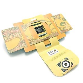 Kính hiển vi Foldscope, chính hãng