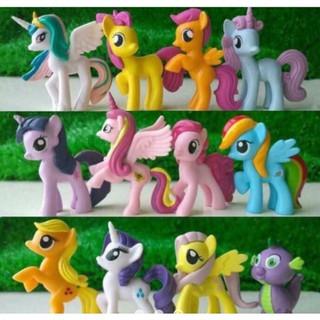[⚡️ Sale ⚡️] đồ chơi cho bé gái – Bộ 12 chú ngựa poli | SẢN PHẨM BÁN CHẠY