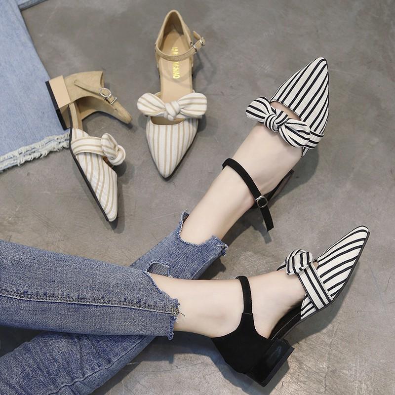 order giày nơ 2 màu - 3092935 , 1208262142 , 322_1208262142 , 155000 , order-giay-no-2-mau-322_1208262142 , shopee.vn , order giày nơ 2 màu