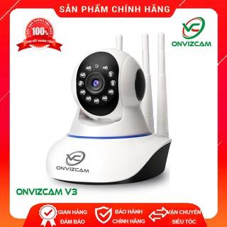 [CHỈ 1 NGÀY] Camera thông minh ONVIZCAM V3 chính hãng app CARECAMPRO nâng cấp từ CAMERA YOOSEE 2 RÂU RẺ NHẤT VIỆT NAM thumbnail