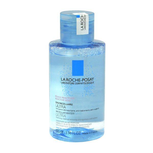 Nước Tẩy Trang Cho Da Nhạy Cảm, Dễ Kích Ứng - Micellar Water Ultra Reactive Skin - La Roche-Posay