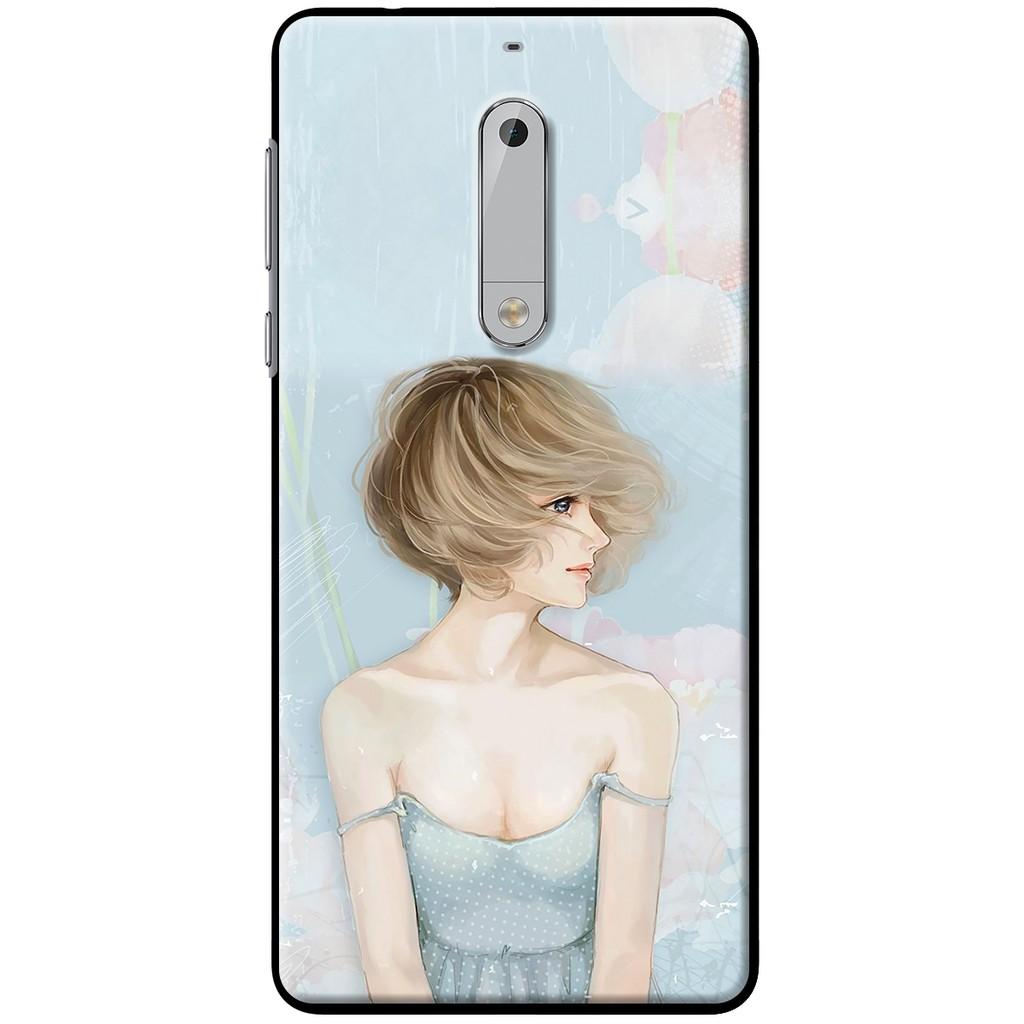 Ốp lưng dẻo Nokia 5 Sexy Girl