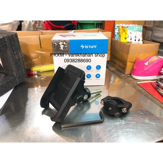 Giá đỡ điện thoại xe máy nhôm CNC