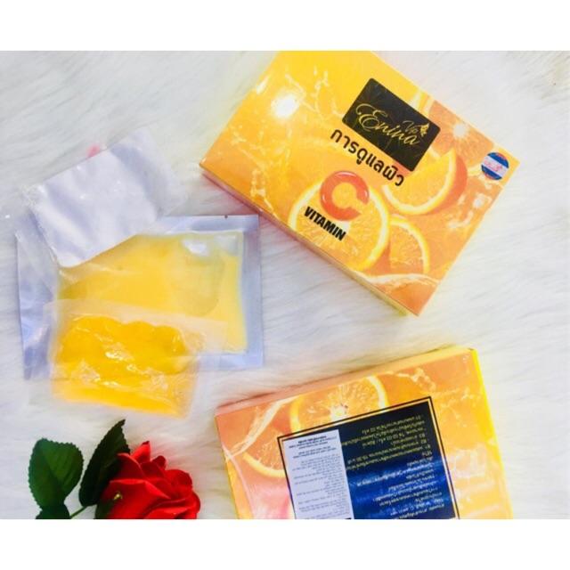 Tắm Trắng Da Vitamin C Từ Tinh Chất Cam Tươi Erina Thái Lan - 14101727 , 1228238425 , 322_1228238425 , 90000 , Tam-Trang-Da-Vitamin-C-Tu-Tinh-Chat-Cam-Tuoi-Erina-Thai-Lan-322_1228238425 , shopee.vn , Tắm Trắng Da Vitamin C Từ Tinh Chất Cam Tươi Erina Thái Lan