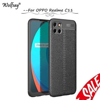 Ốp Lưng Điện Thoại Kiểu Dáng Thời Trang Dành Cho Oppo Realme C11
