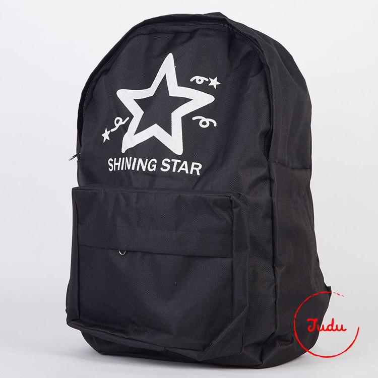 Balo nam thời trang phong cách Hàn Quốc mẫu Shining star balo du lịch nữ balo mini nam nữ nhiều màu - 10021009 , 1039425435 , 322_1039425435 , 80000 , Balo-nam-thoi-trang-phong-cach-Han-Quoc-mau-Shining-star-balo-du-lich-nu-balo-mini-nam-nu-nhieu-mau-322_1039425435 , shopee.vn , Balo nam thời trang phong cách Hàn Quốc mẫu Shining star balo du lịch nữ