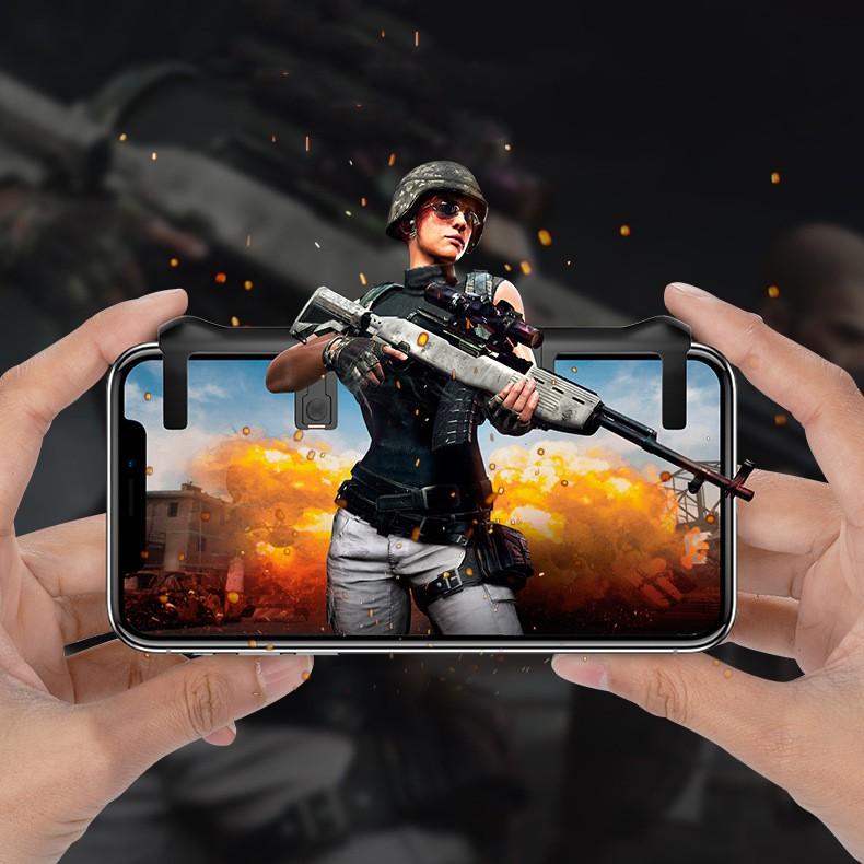 Bộ 2 Nút Bấm Chơi Game PUBG Dòng C9 Hỗ Trợ Chơi Pubg Mobile, Ros Mobile Trên Mobile, Ipad - Nút Cảm - 3262722 , 1073178509 , 322_1073178509 , 91000 , Bo-2-Nut-Bam-Choi-Game-PUBG-Dong-C9-Ho-Tro-Choi-Pubg-Mobile-Ros-Mobile-Tren-Mobile-Ipad-Nut-Cam-322_1073178509 , shopee.vn , Bộ 2 Nút Bấm Chơi Game PUBG Dòng C9 Hỗ Trợ Chơi Pubg Mobile, Ros Mobile Trên