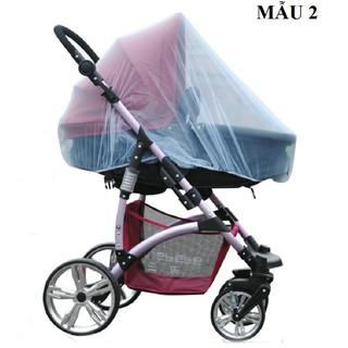 [LIKADO] Màn chống muỗi cho xe đẩy trẻ em(freesize) thumbnail