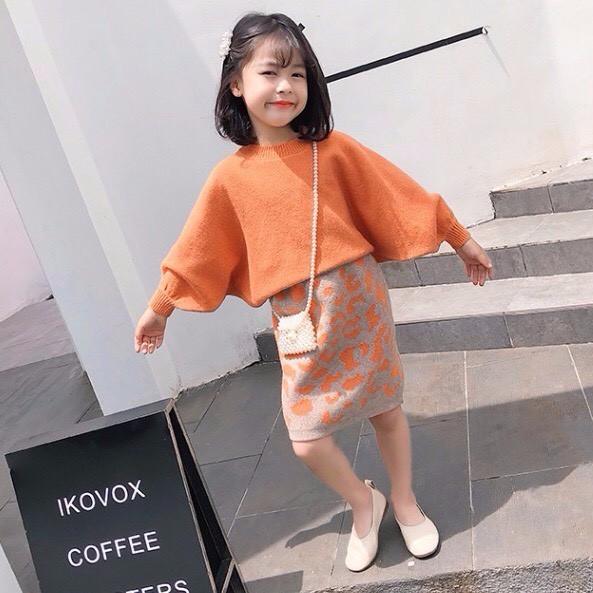 Set đồ len trẻ em N569
