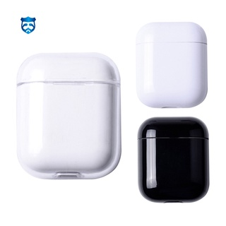 Glossy Anti-dust Hard Case Cover Protector for Apple Airpods Bluetooth Earphones