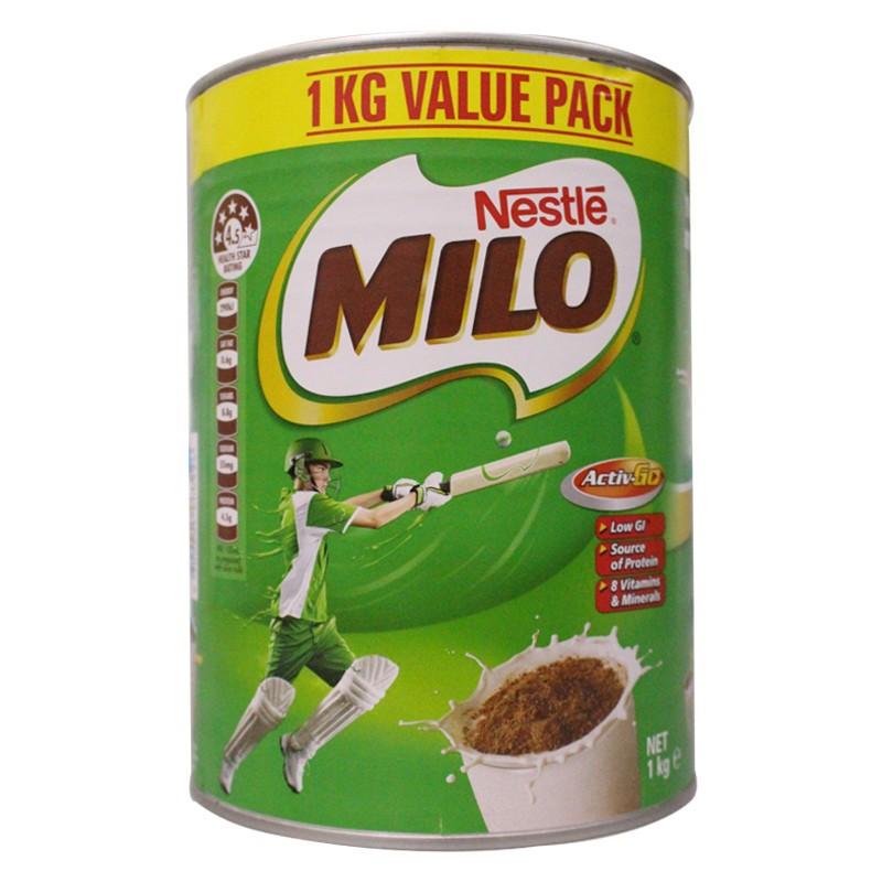 Sữa Milo Úc 1kg (date 7/2019)