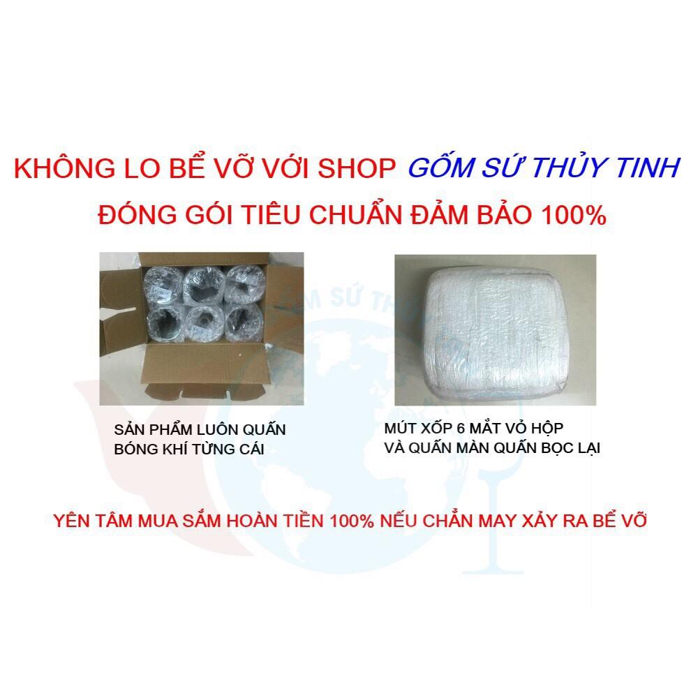 HŨ THỦY TINH 50ML ĐÁY NGHIÊNG