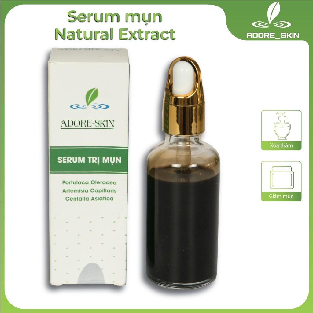 Serum mụn Natural Extract Adore-skin giảm mụn, xóa các vết thâm