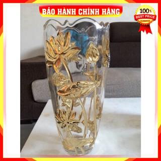 [FreeShip _ Hàng Nhật] Lọ hoa thuỷ tinh hàng đẹp, cao 30cm