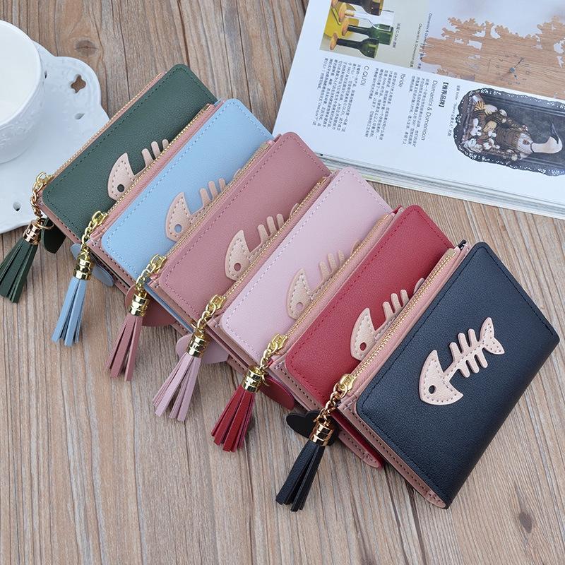 ví nữ dài thời trang đơn giản