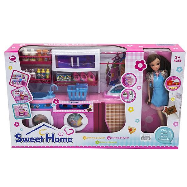 Hộp đồ chơi nhà bếp pin: Máy giặt, bàn ủi & búp bê baby 2802SD - 2790966 , 1173463076 , 322_1173463076 , 400000 , Hop-do-choi-nha-bep-pin-May-giat-ban-ui-bup-be-baby-2802SD-322_1173463076 , shopee.vn , Hộp đồ chơi nhà bếp pin: Máy giặt, bàn ủi & búp bê baby 2802SD