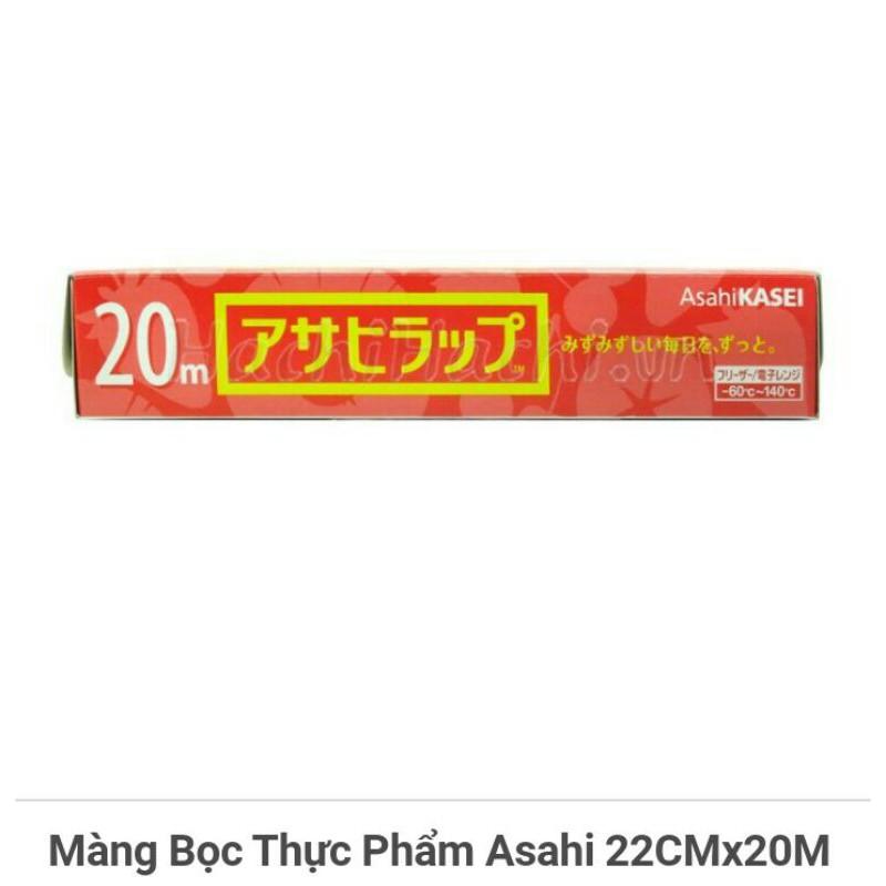 Màng Bọc Thực Phẩm Asahi 22CMX20M
