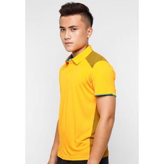 Áo thể thao nam Donexpro 8928 màu vàng đậm thumbnail