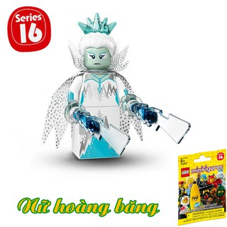 LEGO Minifigures Nữ Hoàng Băng Ice Queen