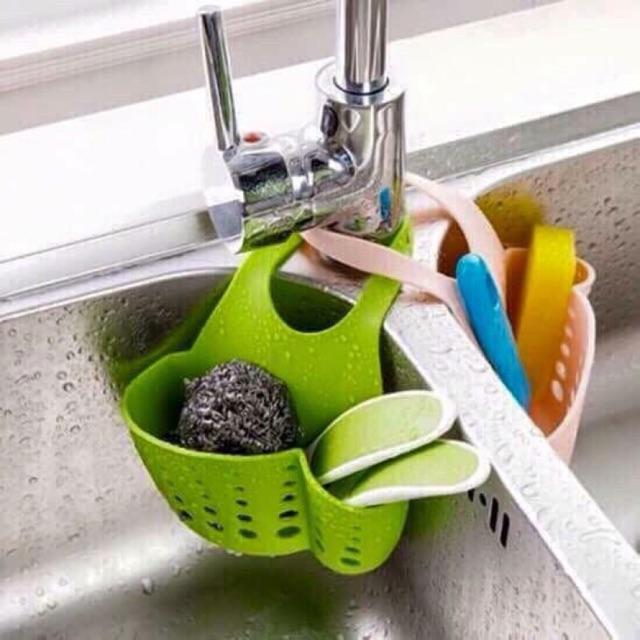 Giỏ đựng đồ rửa bát chống mốc bằng silicon treo bồn tiện dụng - 3491756 , 1319298894 , 322_1319298894 , 13000 , Gio-dung-do-rua-bat-chong-moc-bang-silicon-treo-bon-tien-dung-322_1319298894 , shopee.vn , Giỏ đựng đồ rửa bát chống mốc bằng silicon treo bồn tiện dụng