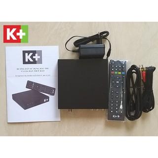 Trọn bộ đầu thu K+ 4K