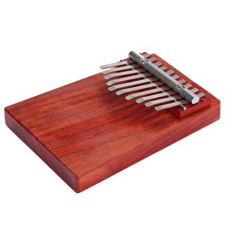 Finger Harp Mbira Amusing Mahogany Red Music Musical Instruments