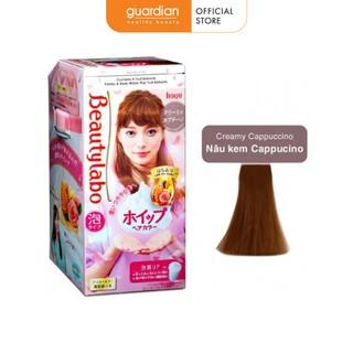 Kem Nhuộm Tạo Bot Bigen Beauty Labo 125ml - Nâu Kem Cappuccino (Creamy Cappuccino) thumbnail