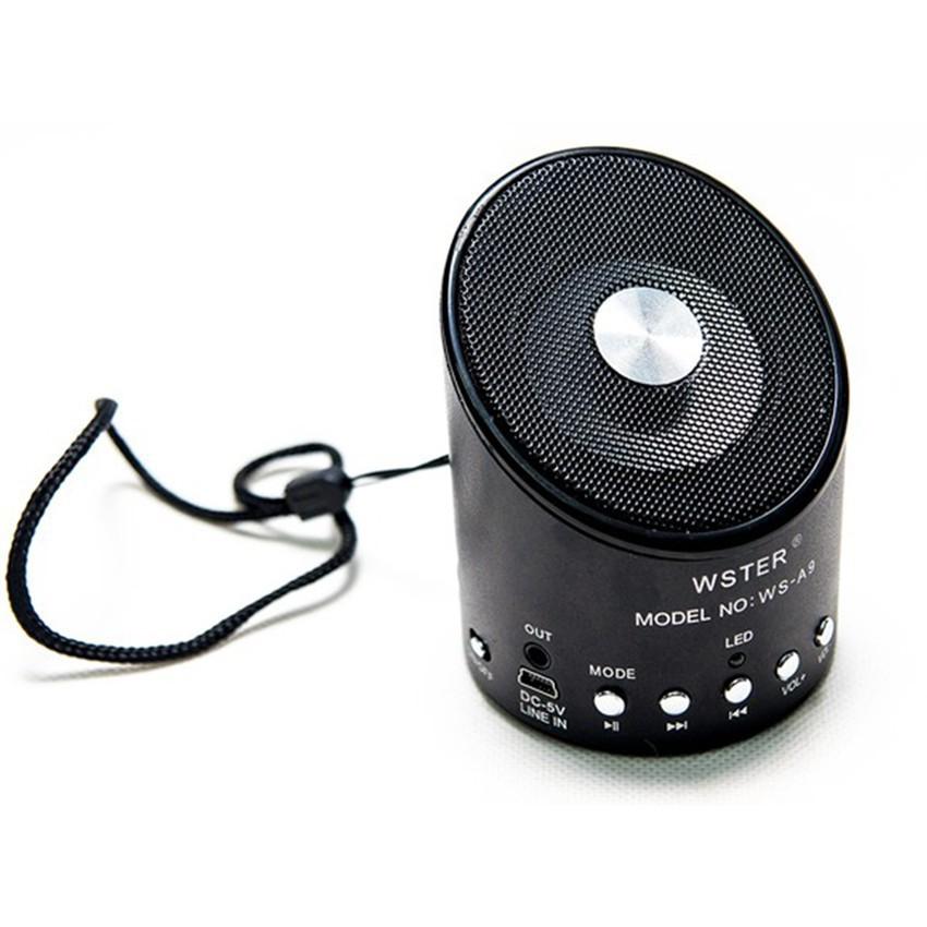 Loa Bluetooth WS-A9   ...( Hàng Tốt )