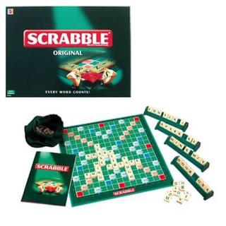 Trò chơi Xếp Chữ Tiếng Anh Scrabble