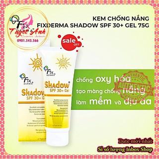 Fixderma Shadow SPF 50+ Cream (75g) - Fixderma Shadow SPF 30+ Gel (75g) - Kem và gel chống nắng thumbnail