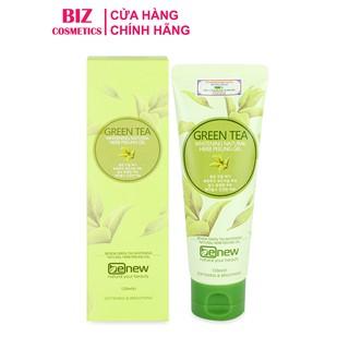 Tẩy tế bào chết cao cấp Benew Green Tea Peeling Gel 120ml