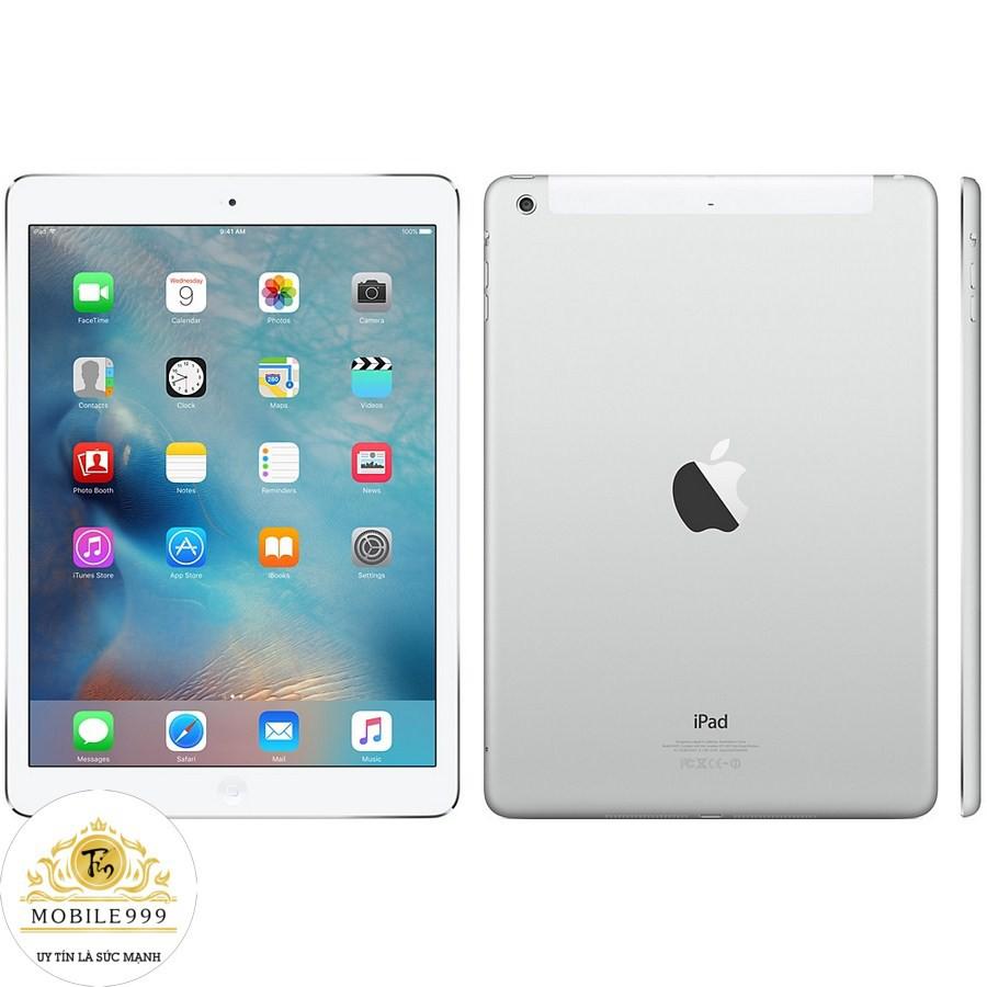 [Mã ELMT1M5 hoàn 6% đơn 1.5TR] iPad Air 1 - 16GB /32GB /64GB (Wifi + 4G) Zin Đẹp 99% - Tặng Bao Da
