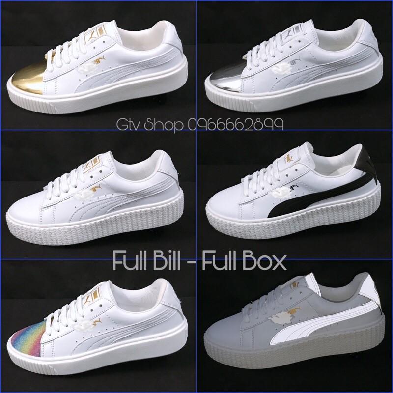 [SIÊU CẤP, FULL BOX, BILL] Giày thể thao sneaker PM, 6 mẫu hot trend 2020, size 36-39.    .