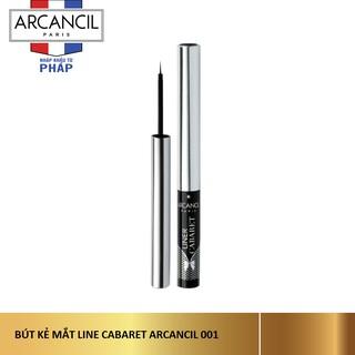 Bút kẻ mắt nước siêu mảnh Liner Cabaret Arcancil 001 - 1.7ml thumbnail