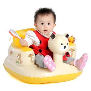 Ghế hơi tập ngồi cho bé – Hàng loại 1-DẦY-DAI-SIÊU BỀN, tặng keo và miếng vá