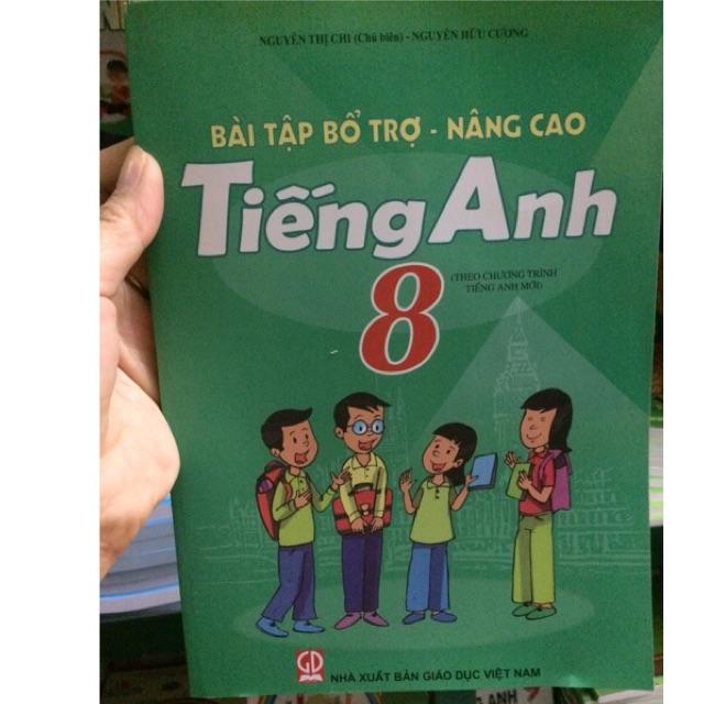 Bài tập bổ trợ nâng cao tiếng anh lớp 8