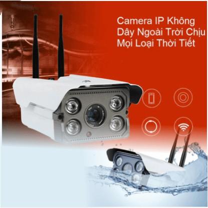 Camera Yoosee Ngoài trời chống nước 2 anten
