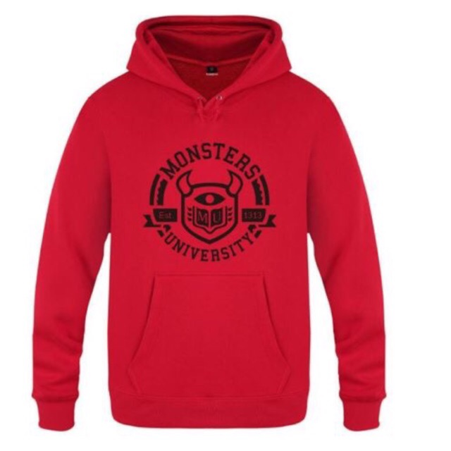 Áo hoodie nam nữ monst 1