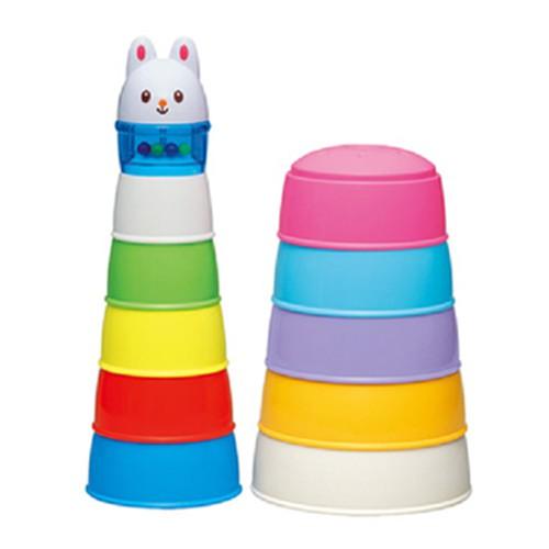 Bộ đồ chơi xếp tháp Thỏ con Toyroyal - 3424009 , 567875898 , 322_567875898 , 235000 , Bo-do-choi-xep-thap-Tho-con-Toyroyal-322_567875898 , shopee.vn , Bộ đồ chơi xếp tháp Thỏ con Toyroyal