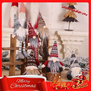 Búp Bê Ông Già Noel Trang Trí Giáng Sinh