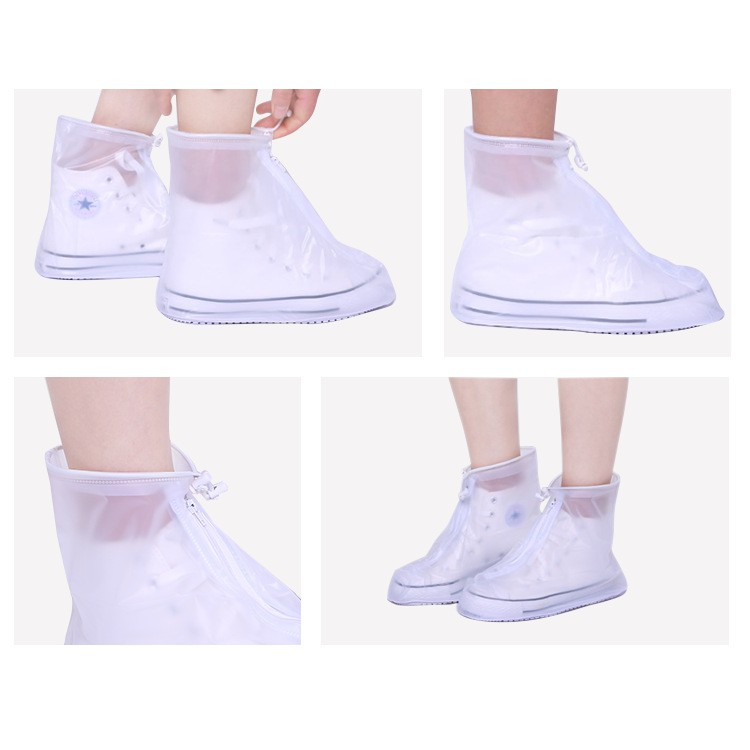 Bọc đi mưa cho giày dạng ủng, để chống trơn trượt