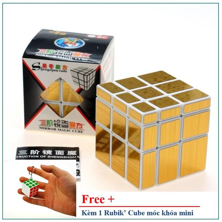 Đồ chơi rubik cube mirro shengshua 3x3 vàng viền trắng tặng 01 rubik cube chìa khóa mini - 3226633 , 315704234 , 322_315704234 , 84000 , Do-choi-rubik-cube-mirro-shengshua-3x3-vang-vien-trang-tang-01-rubik-cube-chia-khoa-mini-322_315704234 , shopee.vn , Đồ chơi rubik cube mirro shengshua 3x3 vàng viền trắng tặng 01 rubik cube chìa khóa min