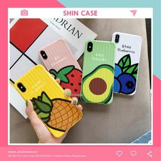 Ốp lưng iphone Hoa Quả Phủ Bóng 5/5s/6/6plus/6s/6s plus/6/7/7plus/8/8plus/x/xs/xs max/11/11 pro/11 promax – Shin Case