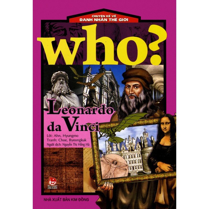 Sách - Chuyện Kể Về Danh Nhân Thế Giới: Who? Leonardo da Vinci - 3598212 , 1228244653 , 322_1228244653 , 45000 , Sach-Chuyen-Ke-Ve-Danh-Nhan-The-Gioi-Who-Leonardo-da-Vinci-322_1228244653 , shopee.vn , Sách - Chuyện Kể Về Danh Nhân Thế Giới: Who? Leonardo da Vinci