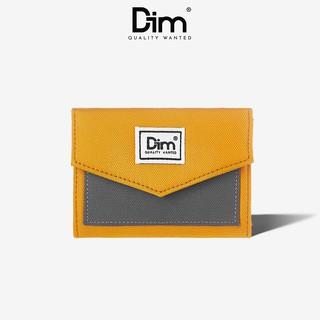 Ví Vải DIM Flap Wallet (Thiết Kế Nắp Gập, Đựng 8 - 10 Thẻ, Vừa CMND - GTX, Đựng Tối Đa 15 - 20 tờ tiền) - 4 Màu thumbnail