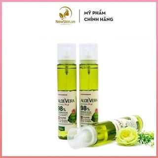 Xịt Khoáng Lô Hội White Organia Good Nature Aloe Vera Soothing Gel Mist 115ml thumbnail